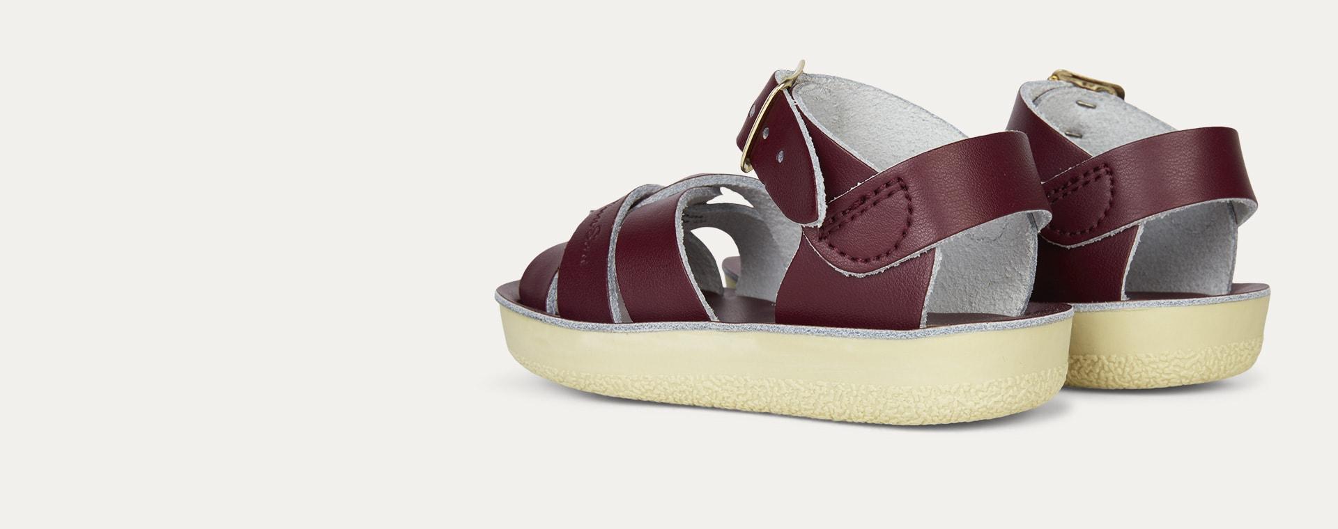Claret Salt-Water Sandals Swimmer Sandal