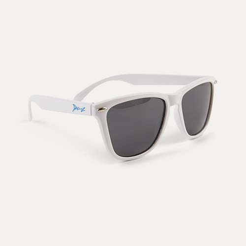 White Banz JBANZ Sunglasses