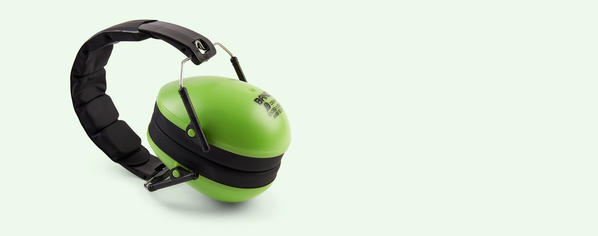 Lime Banz Kidz Ear Defenders