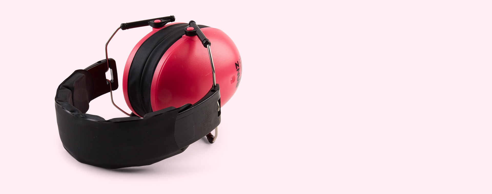 Pink Banz Kidz Ear Defenders