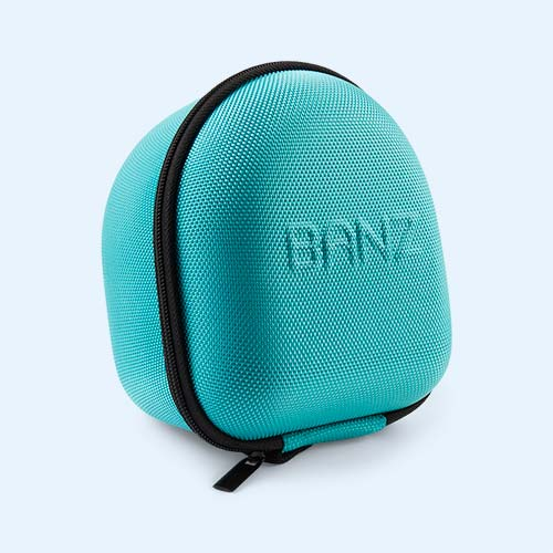Lagoon Blue Banz Kids Ear Defender Case