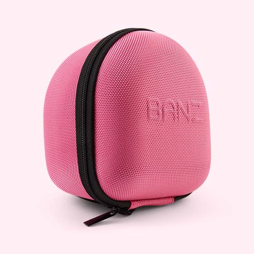 Pink Banz Kids Ear Defender Case