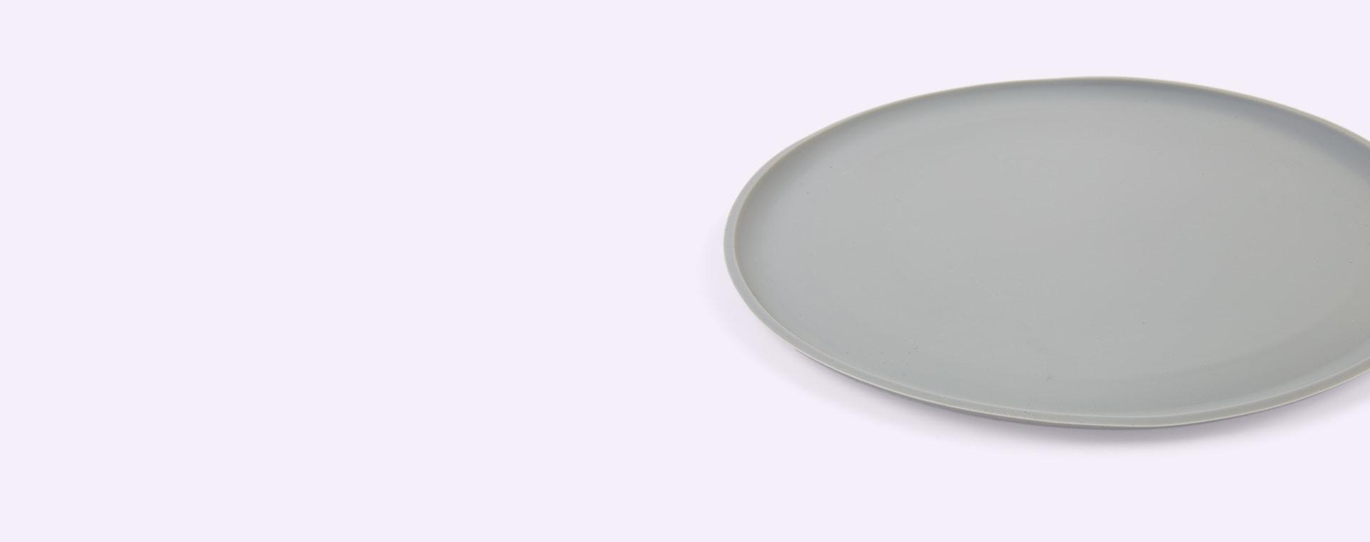 Misty Grey Scrunch Scrunch Collapsible Frisbee