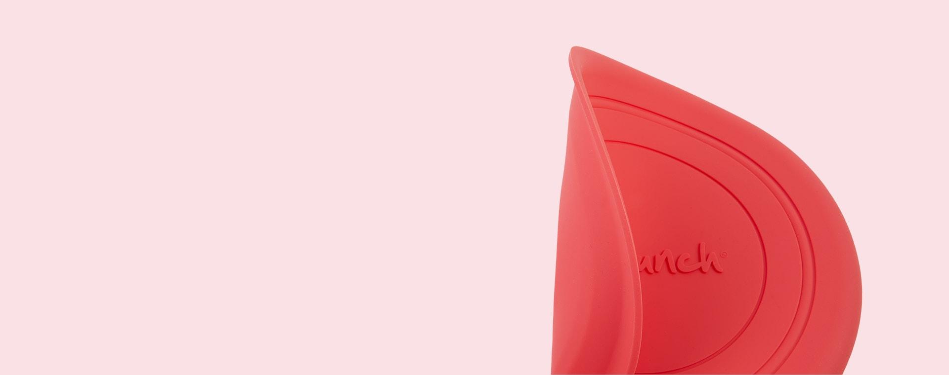 Pink Scrunch Scrunch Collapsible Frisbee