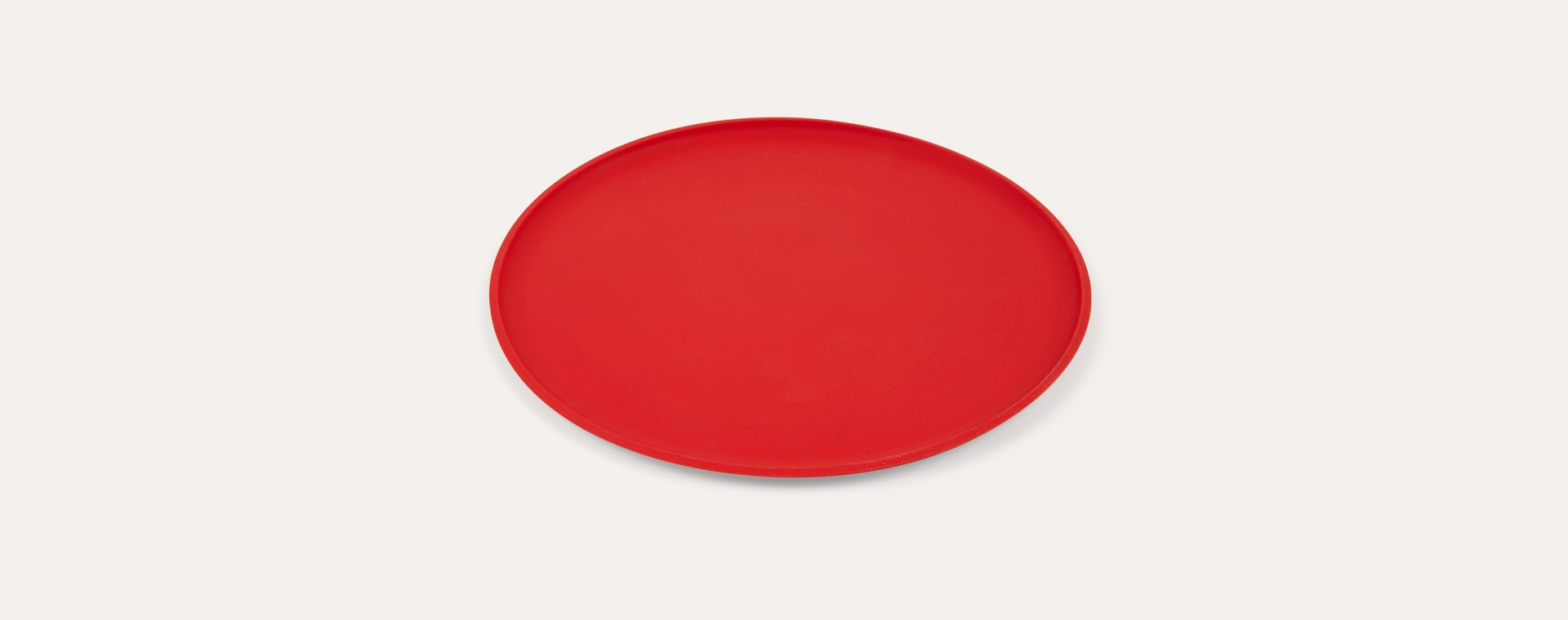 Red Scrunch Scrunch Collapsible Frisbee