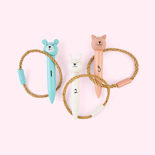 Multi Bloomingville Ring Toss Play Set