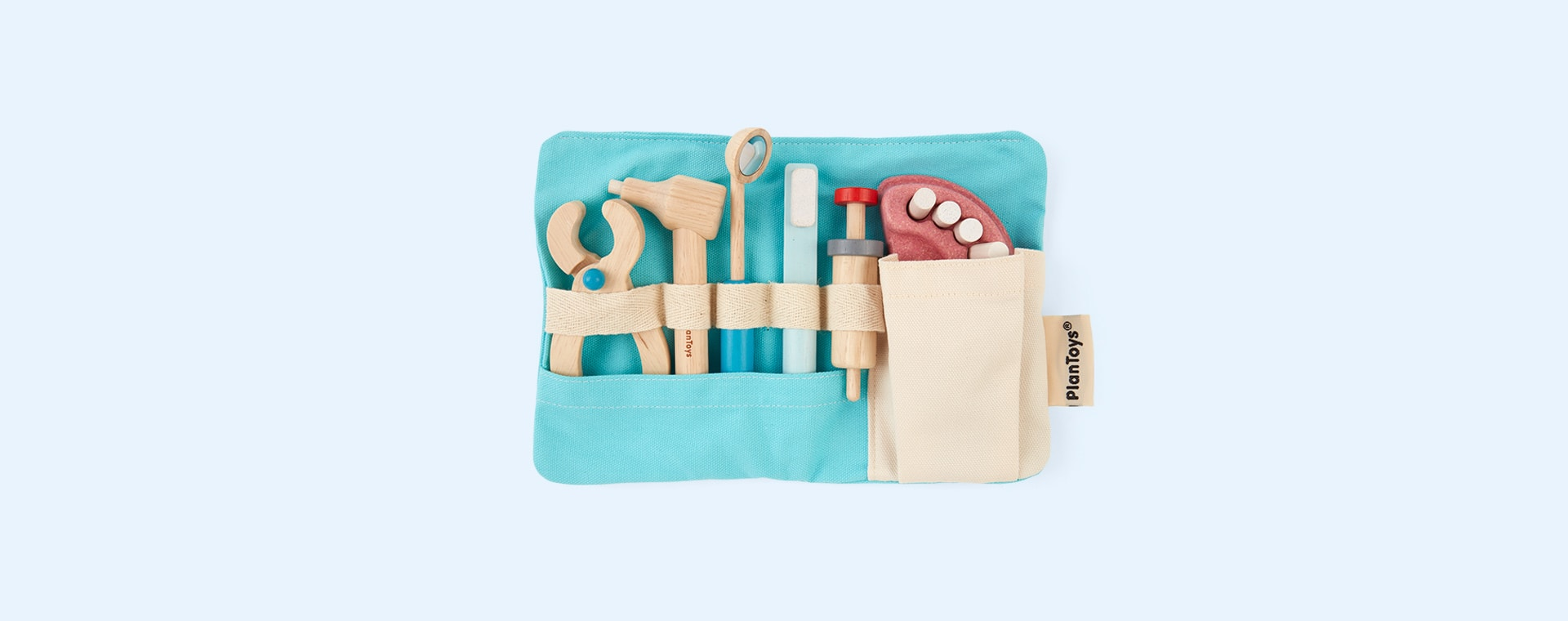 Blue Plan Toys Dentist Set