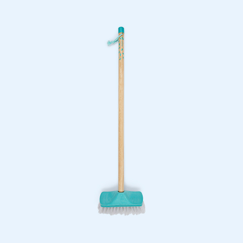 Turquoise Janod Large Brush