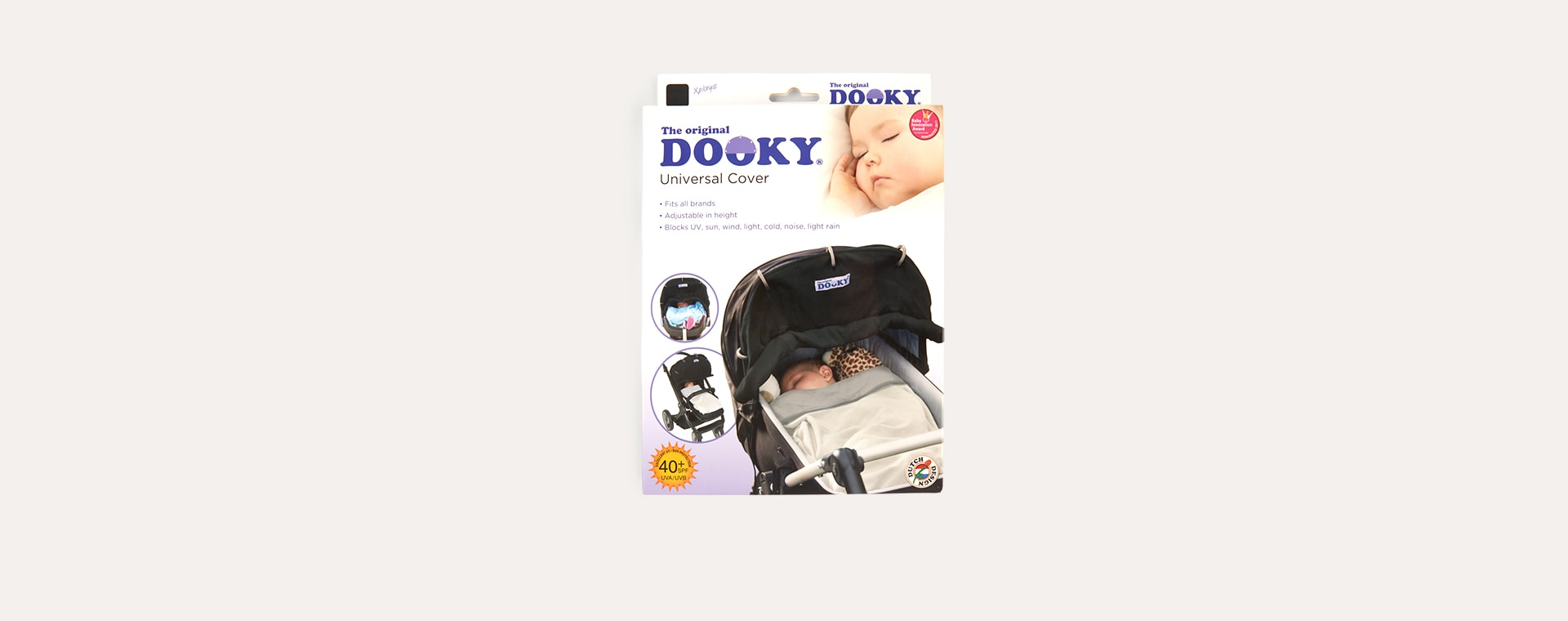Black Dooky Sunshade