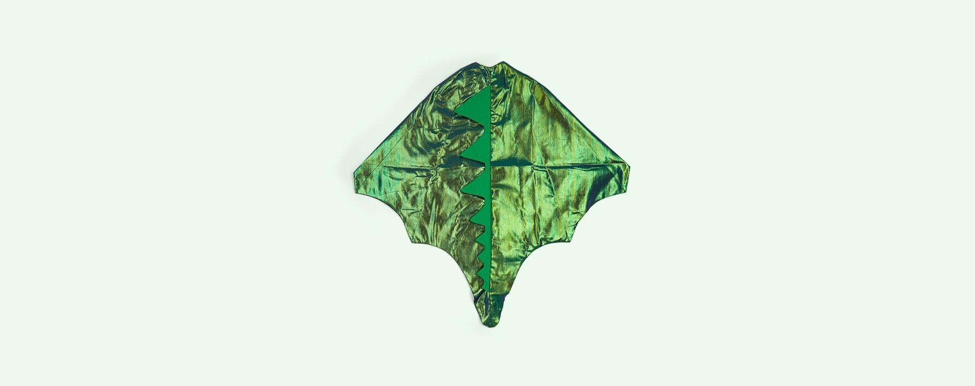 Green Meri Meri Dragon Cape Dress Up