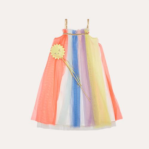 Multi Meri Meri Rainbow Girl Dress Up