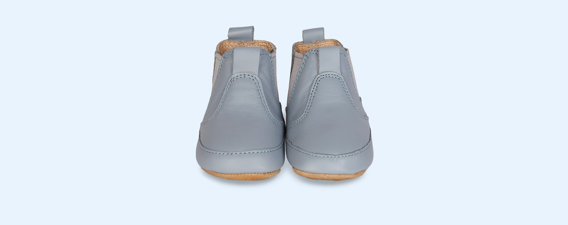 Dusty Blue old soles Bambini Local Soft sole Boot