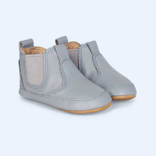 Dusty Blue old soles AW'19 Bambini Local Soft sole Boot