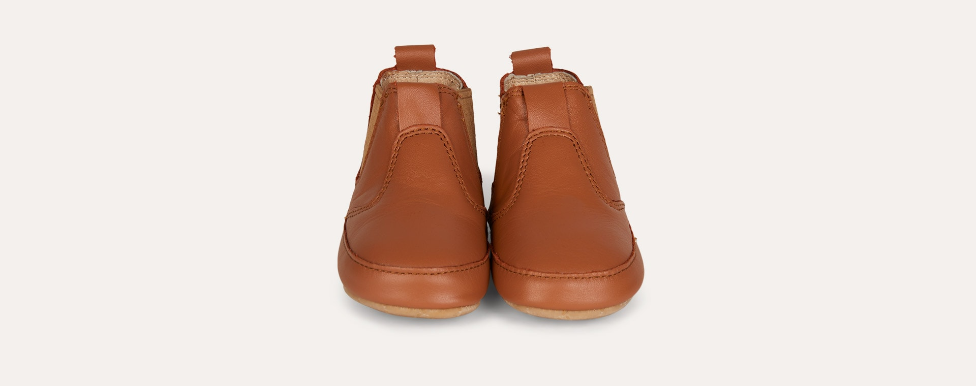 Tan old soles Bambini Local Soft sole Boot