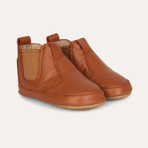 Tan old soles AW'19 Bambini Local Soft sole Boot