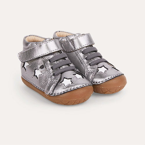 Rich Silver / Snow / Gum Sole old soles Reach Pave First Shoe