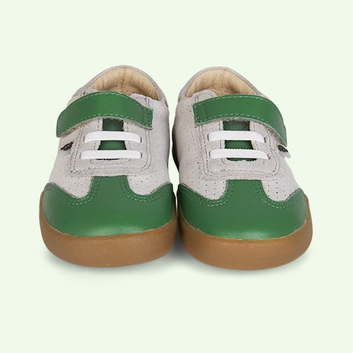Green old soles AW'19 Leezy Trainer Shoe