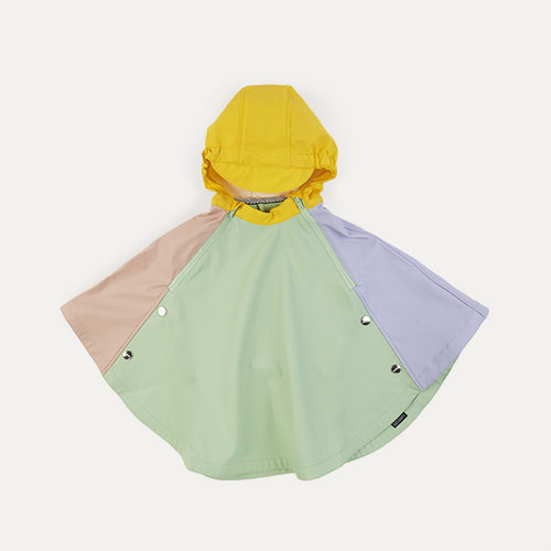 Colourblock GOSOAKY Unisex Cape