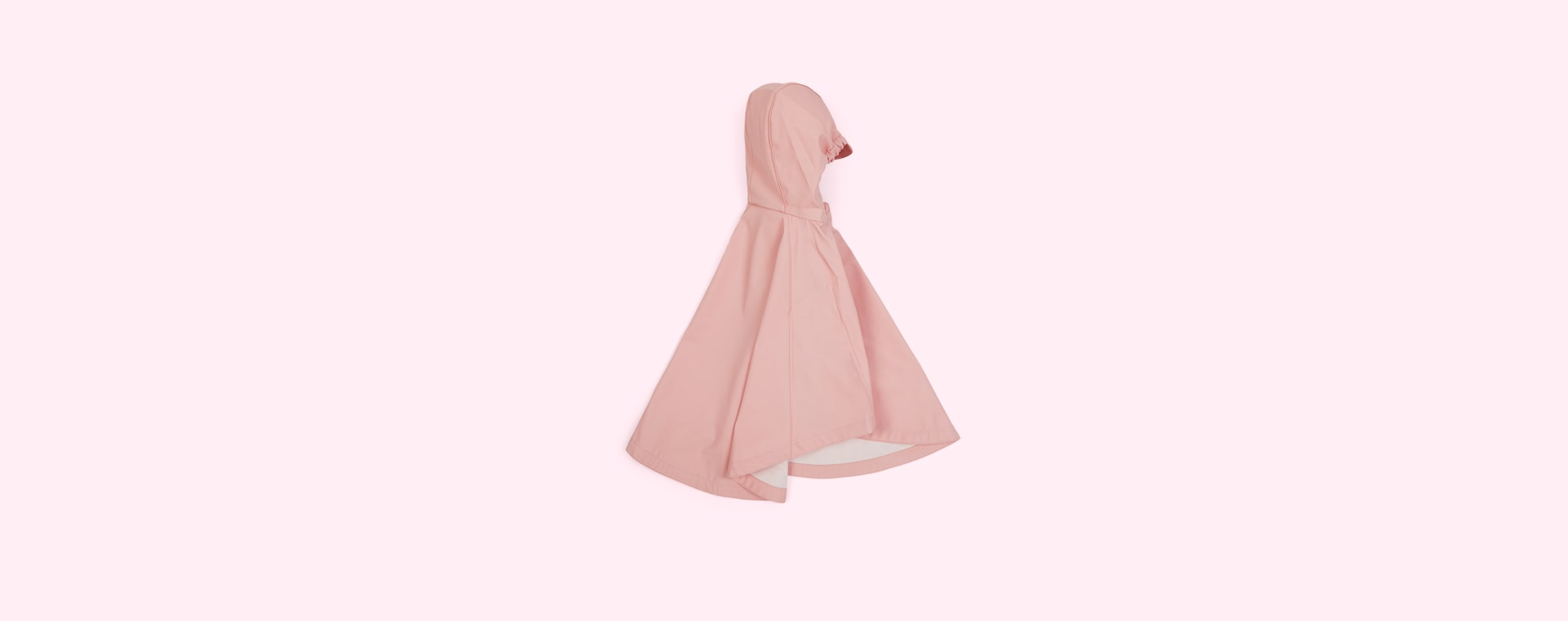 Powder Pink GOSOAKY Unisex Cape