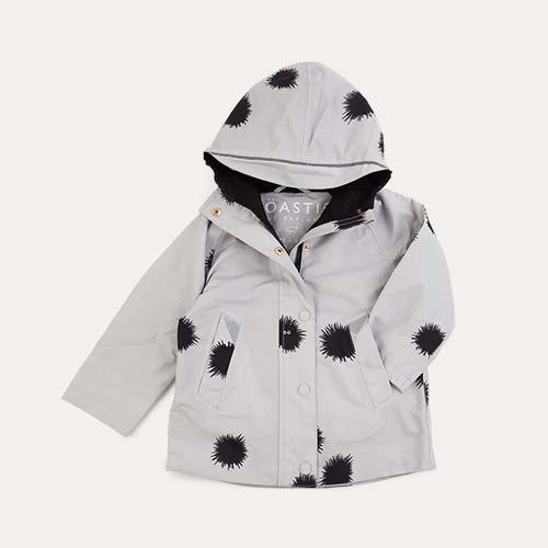 Stone Töastie Waterproof Raincoat
