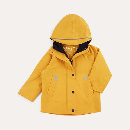 Yellow Töastie Waterproof Raincoat