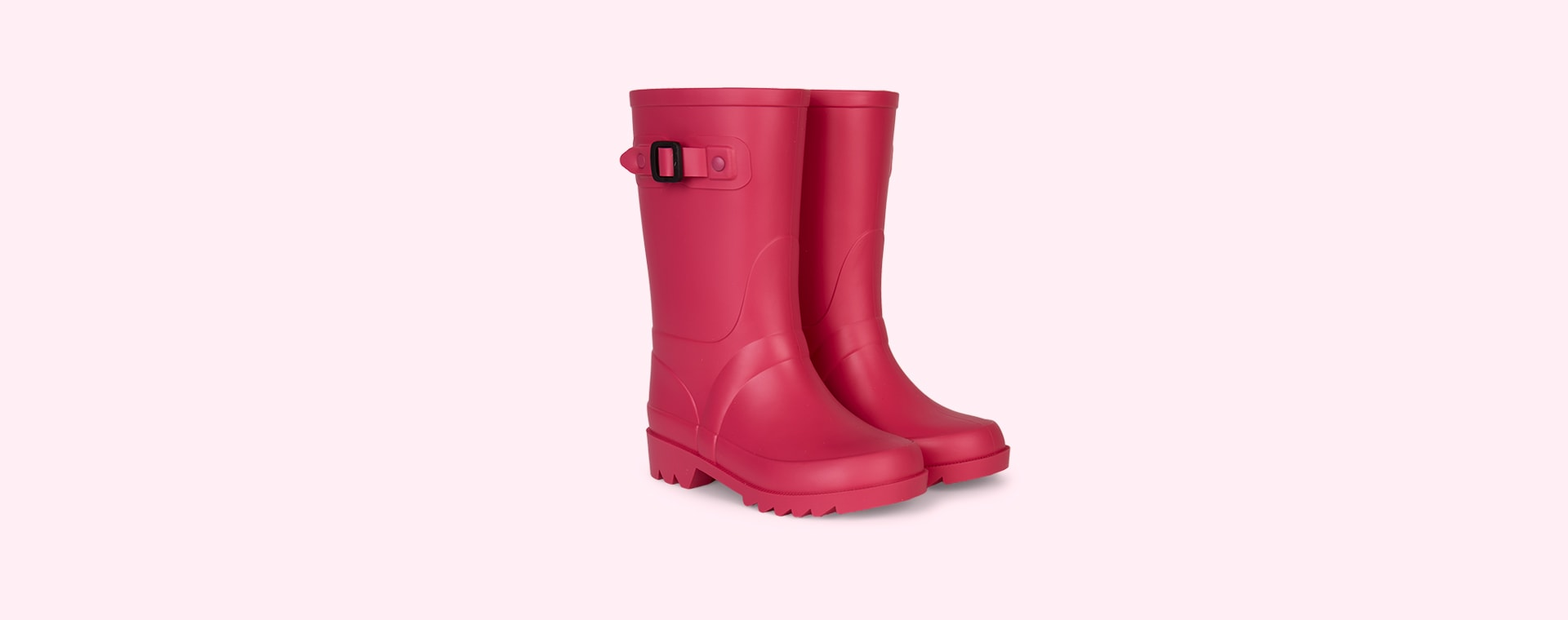 Fuscia igor Pitter Wellies