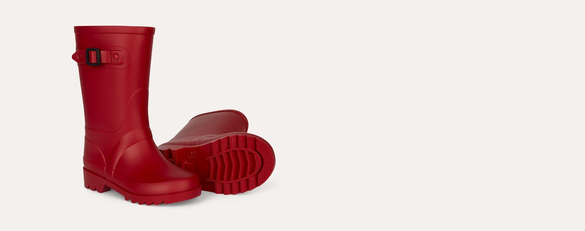 Rojo igor Pitter Wellies