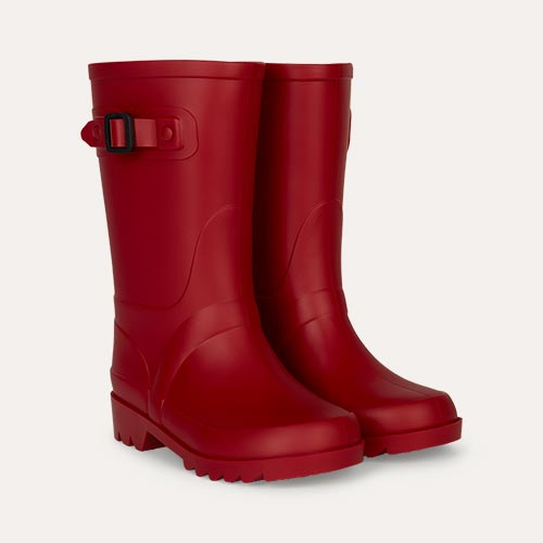 Rojo igor Pitter Wellies
