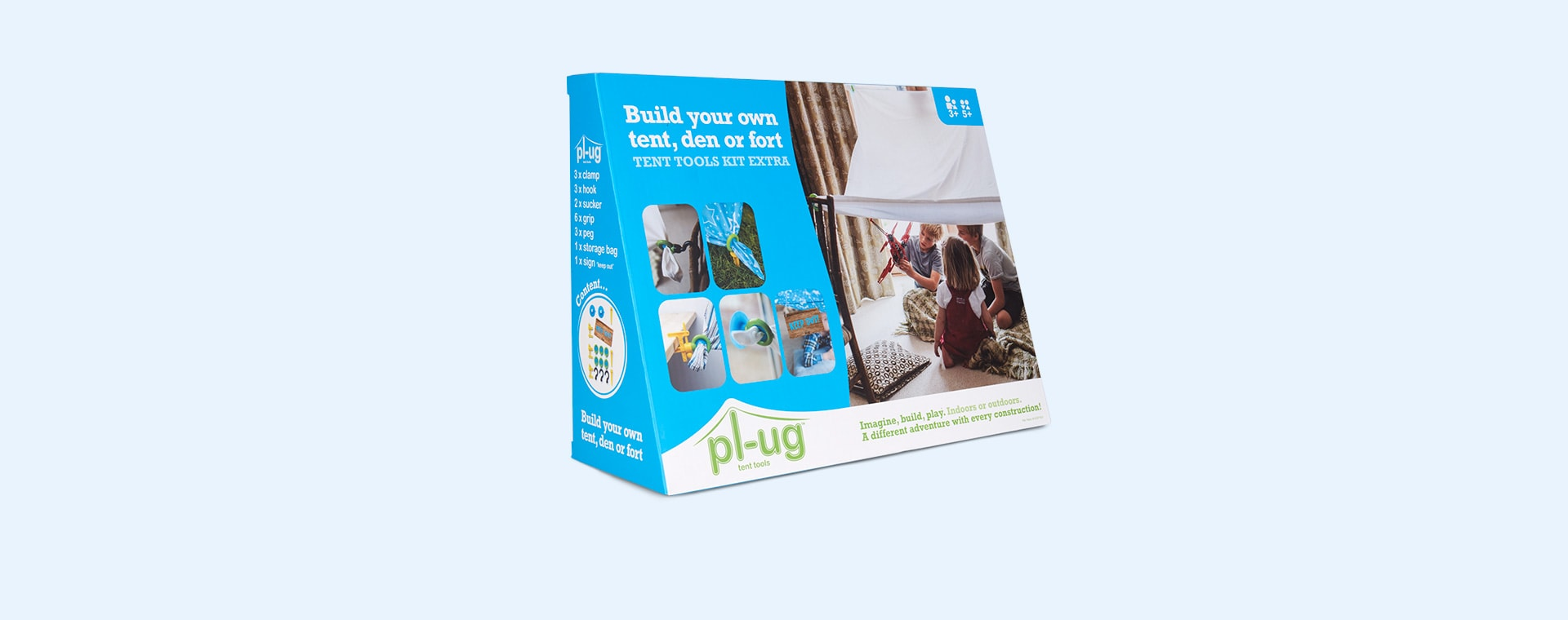Multi pl-ug Tent Tools Kit Extra