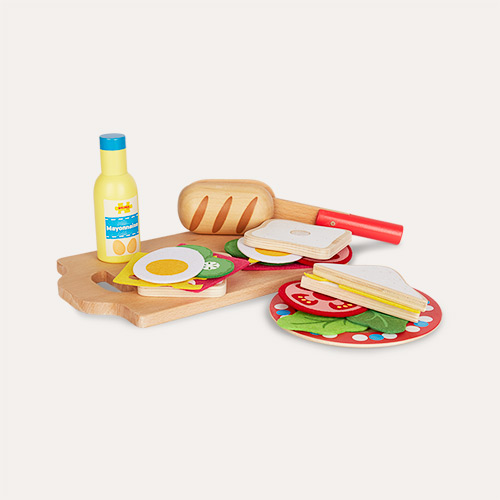 Neutral Bigjigs Sandwich Making Set