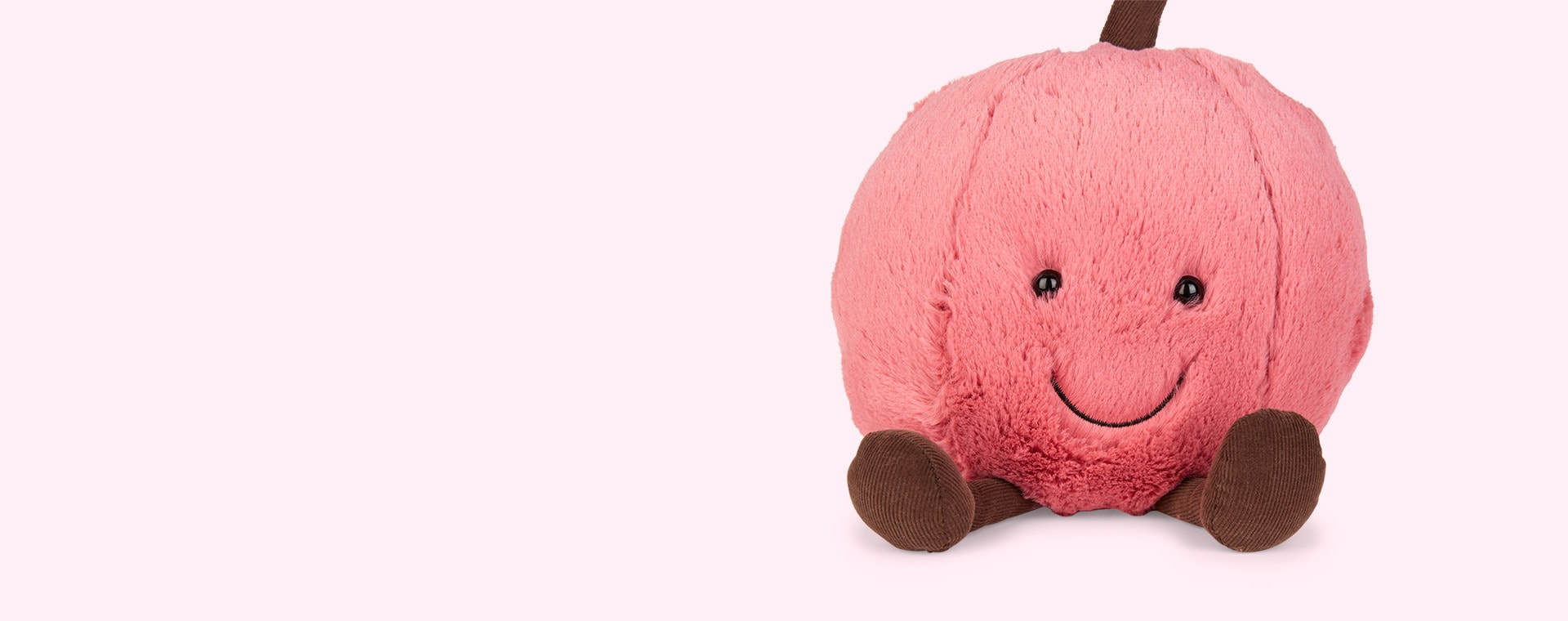 Amuseable Cherry Jellycat Amuseable Cherry