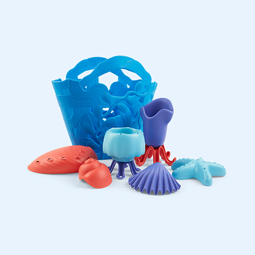 Blue Green Toys Ocean Bound Tide Pool Set