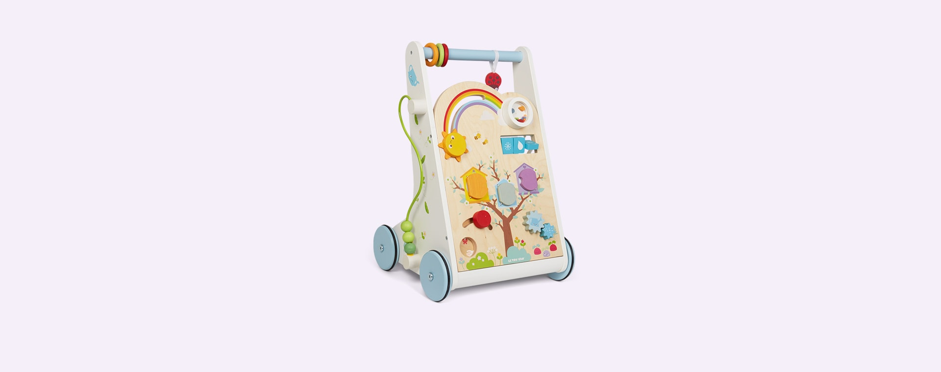Multi Le Toy Van Activity Walker