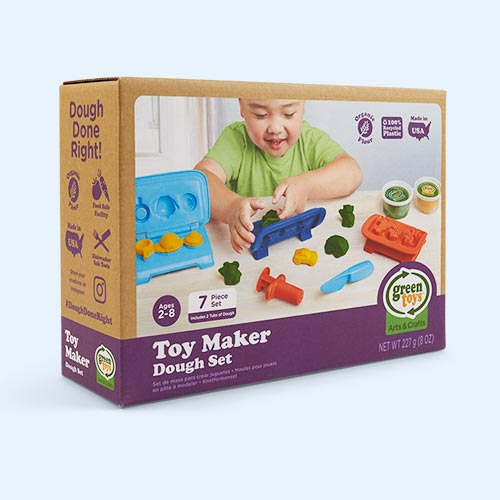 Multi Green Toys Toy Maker Dough Set