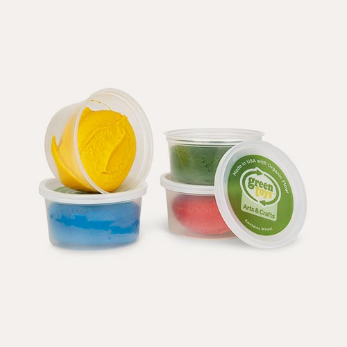 Multi Green Toys Dough Pack