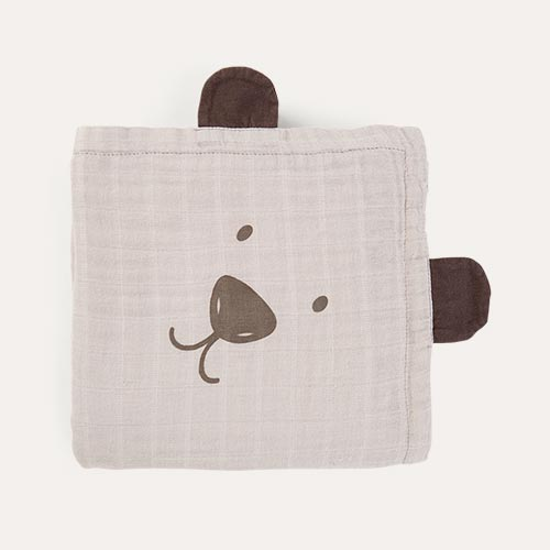 Bear Minene Bamboo Animal Swaddle