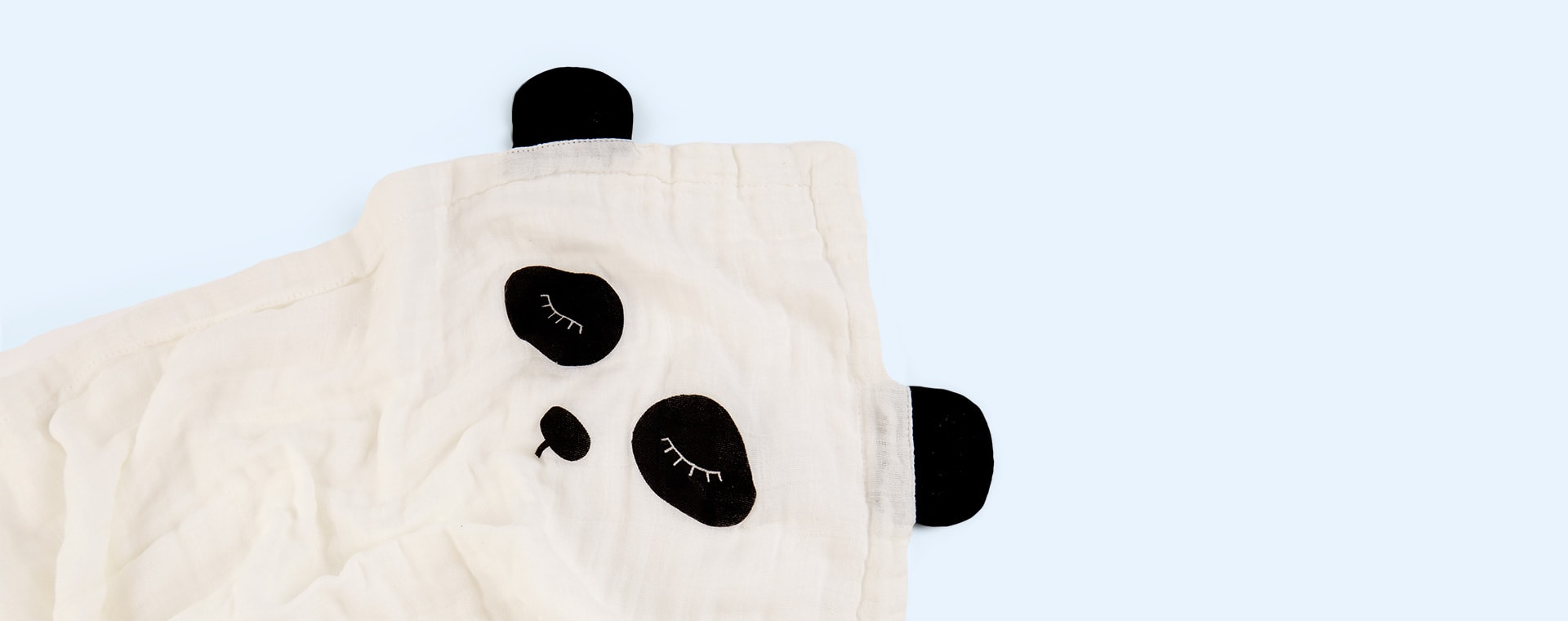 Panda Minene Bamboo Animal Swaddle