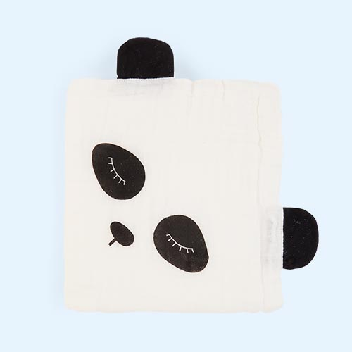 Panda Minene Bamboo Animal Swaddle