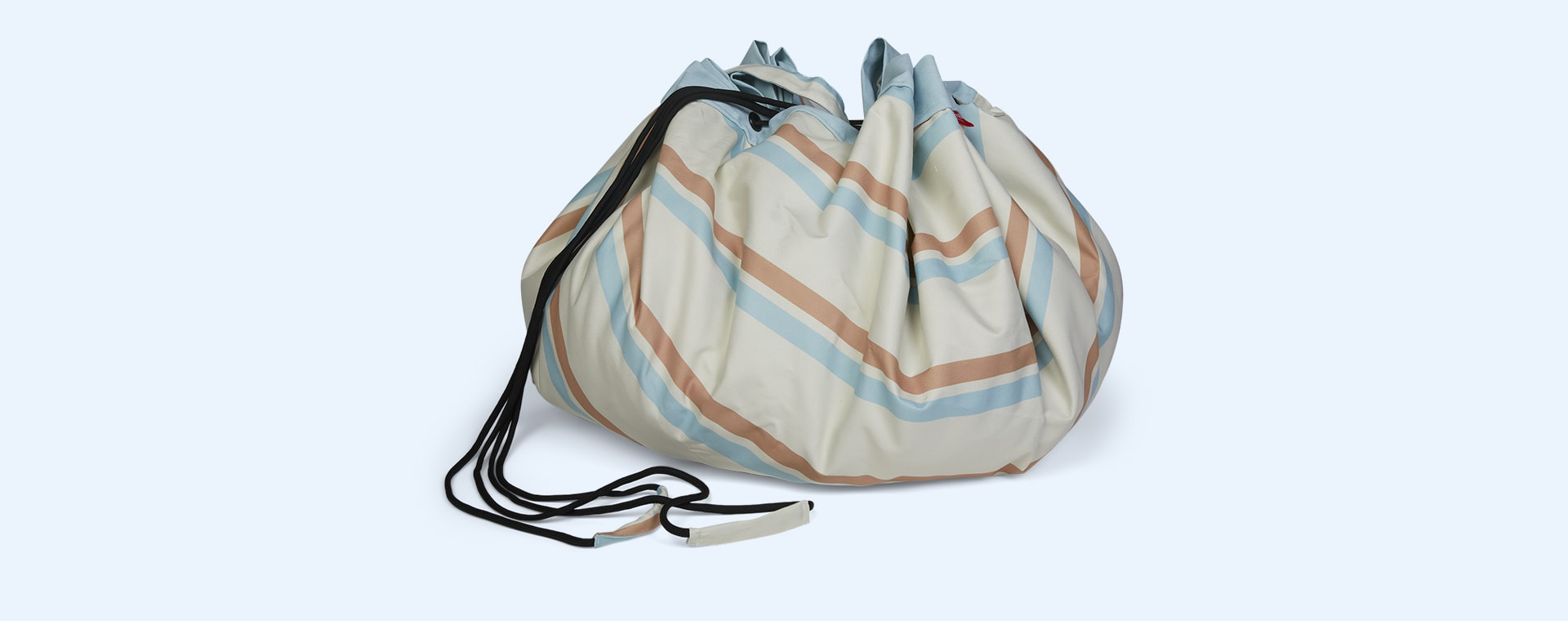 Outdoor Stripes Play & Go Outdoor Storage Bag