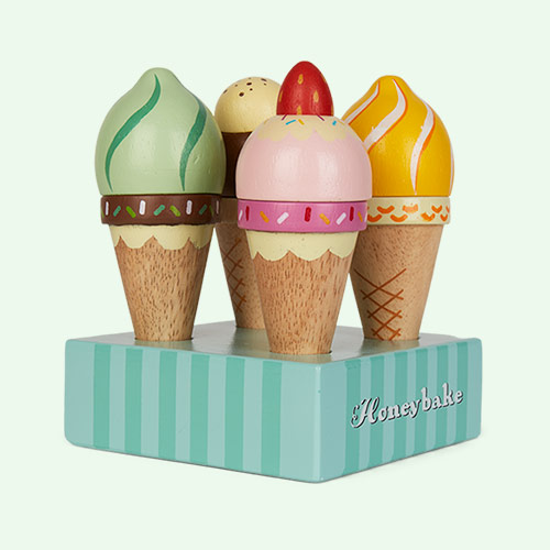 Multi Le Toy Van Ice Creams
