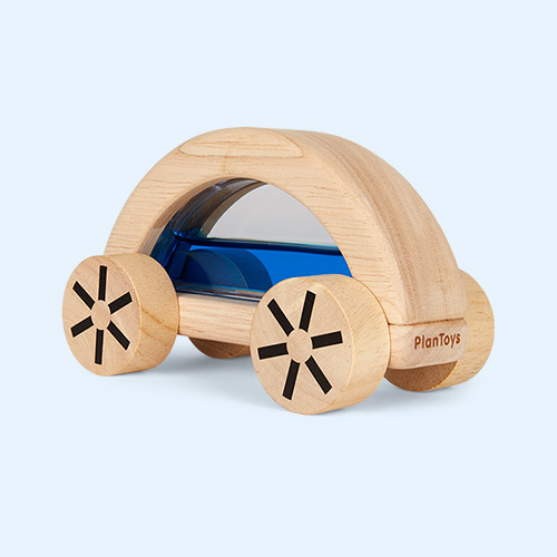Blue Plan Toys Wautomobile