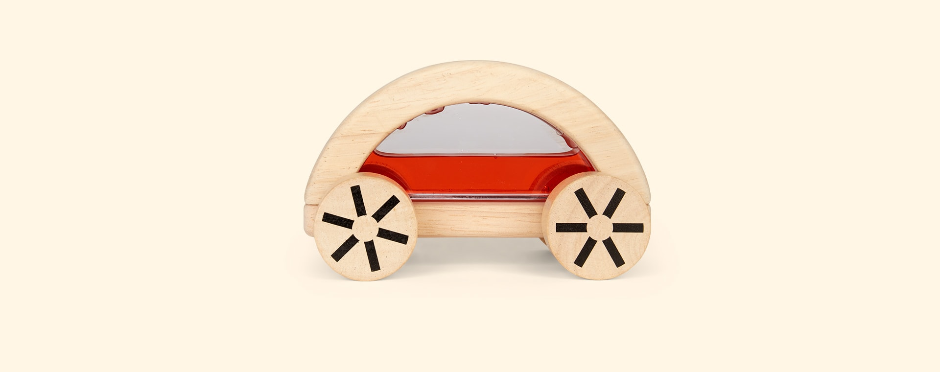 Red Plan Toys Wautomobile