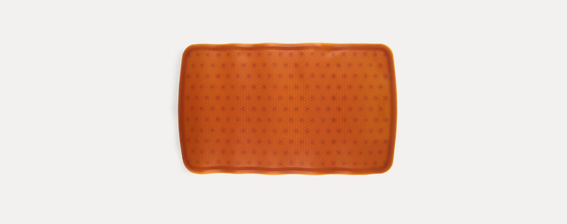 Neutral Hevea Bath Mat