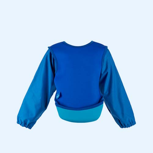 Blue Bibetta Ultra Bib with Sleeves