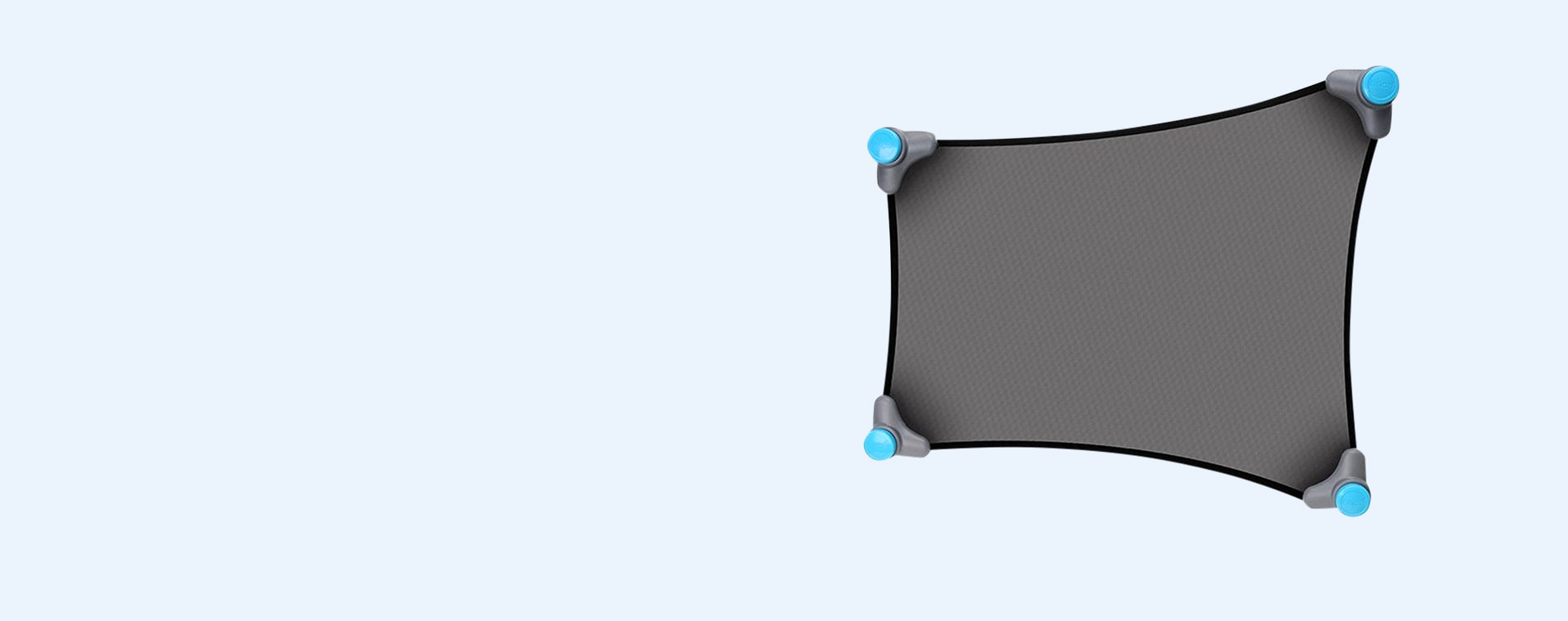 Black Munchkin Stretch To Fit Sunshade