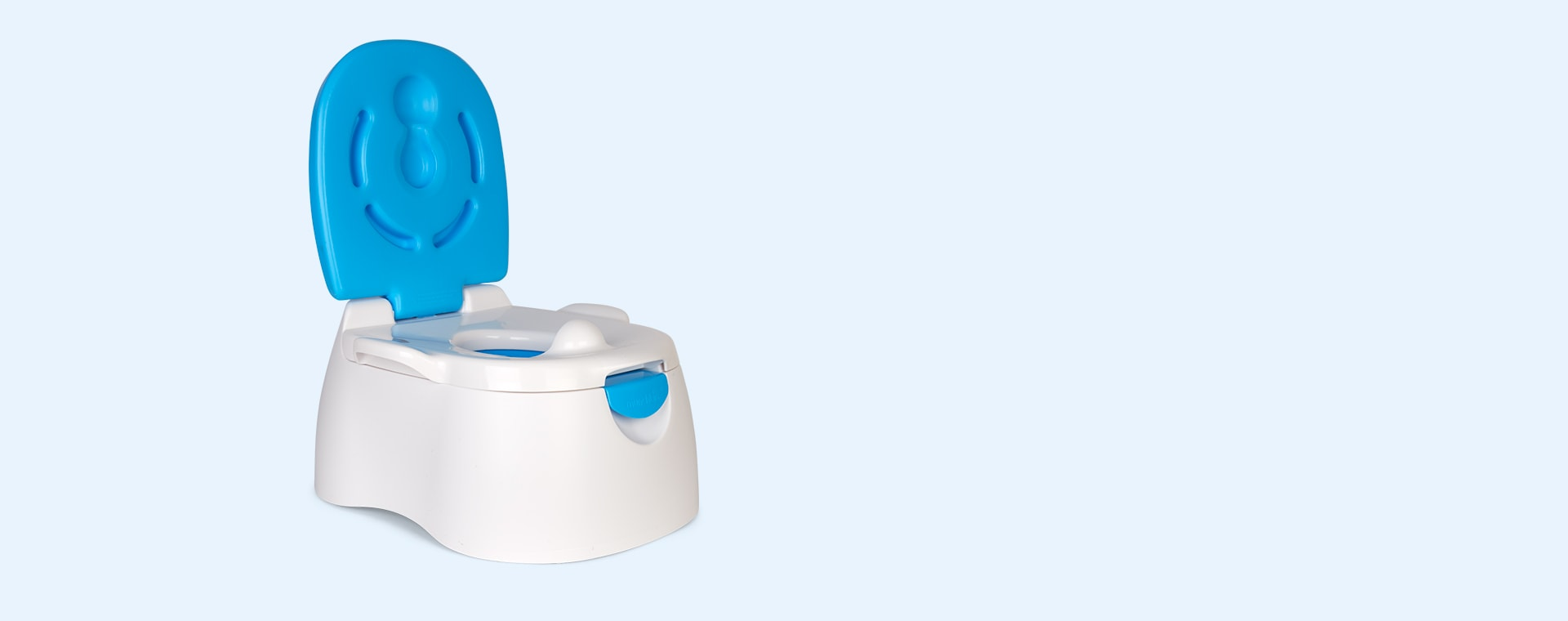 White Munchkin Multi-Stage Potty