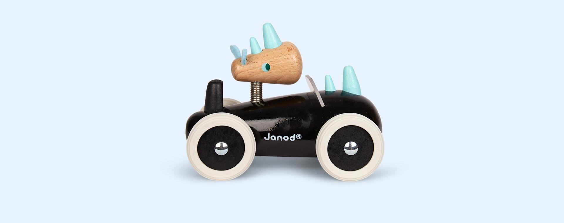 Rony Janod Spirit Vehicle