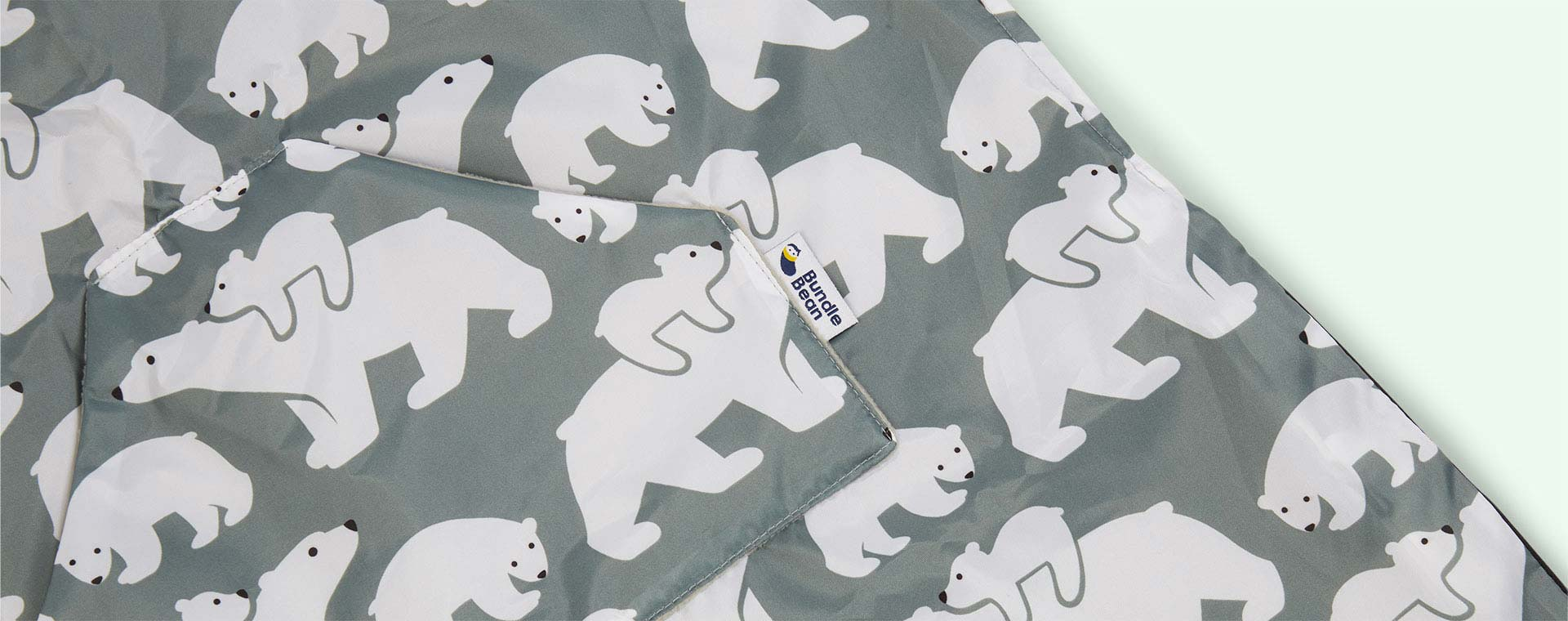 Polar Bear Bundle Bean Go Cover