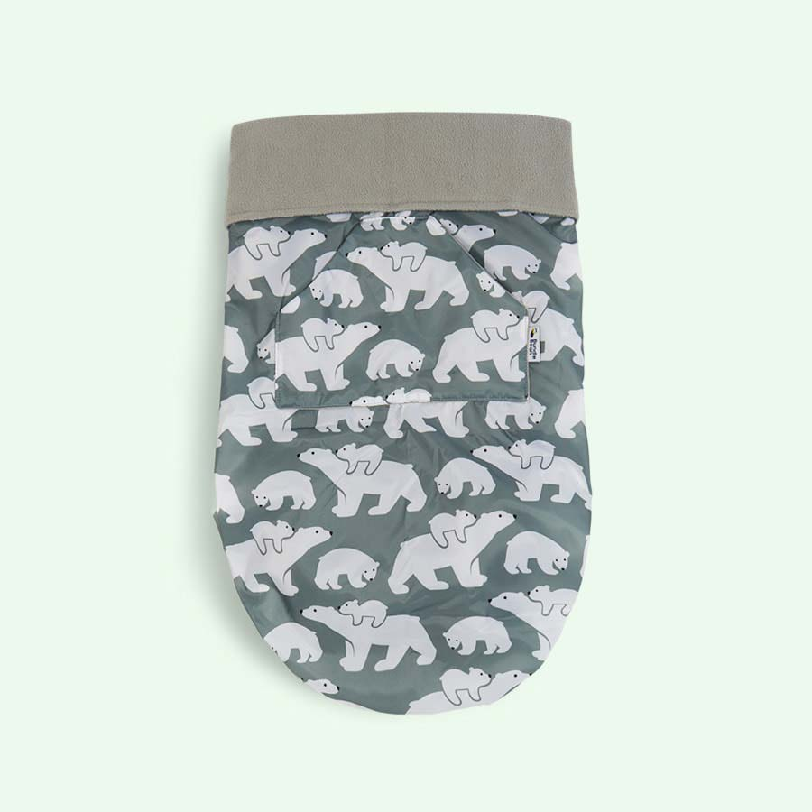 Polar Bear Bundle Bean Go Cover