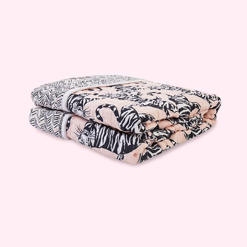 Pacific Paradise aden + anais Classic Cotton Dream Blanket